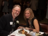 Board President Rod Drysdale and wife Christie