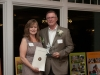 Honorees Dave and Rae Jenkins of the Amackassin Club