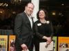Honorees Dan and Deb Fischer